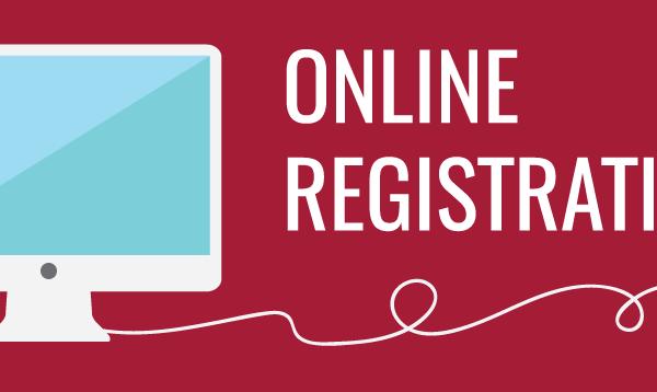 Online Registration 2019-20